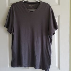 Men's Banana Republic Gray T-shirt